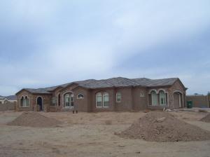 Custom Home 2009