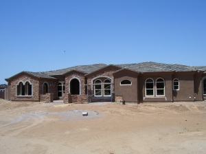 Custom home I appraised in 2007